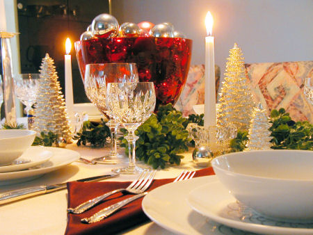 Christmas place setting 3 450